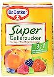 Dr. Oetker Gelierzucker Super 3:1, 7er Pack (7 x 500 g)