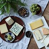 okäse Käseplatte Probierpaket - Nur das Beste, 7 verschiedene Sorten Käse | Präsentkorb | Geschenk