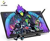 XP-PEN Artist 22 Pro HD IPS Grafiktablet Pen Display Grafikmonitor Drawing Tablet 8192 Drucksensitivität zum Malen für Home-Office