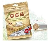 OCB Organic Slim Drehfilter Feinfilter 10 x 120 Filter, Eindrehfilter 6mm