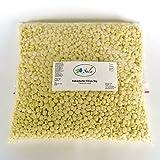 Sala Kakaobutter Chips Pastillen Lebensmittelqualität konv. 1000 g 1 kg