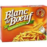 Vandemoortele - Blanc de Boeuf Ossewit - 2 kg - 100% Rinderfett - Langlebigere Verwendung - Unübertroffener Geschmack und Knusprigkeit - Hervorragende heiße Fließfähigkeit - Frittieröl