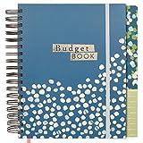 Boxclever Press Big Budget Book. Haushaltsbuch zum Eintragen. Monatsplaner mit Ausgabentracker. Undatierter Haushaltsplaner für die private Buchhaltung mit 13 Taschen für Belege. Maße: 24 x 21,5 cm.