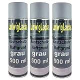 Haftgrund 3 Spray grau 500 ml je Spraydose