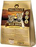 Wolfsblut   Wild Duck Puppy   15 kg   Ente   Trockenfutter   Hundefutter   Getreidefrei