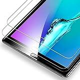 ESR [2 Stück Schutzfolie für Samsung Galaxy Tab A 10.1 Schutzfolie, Samsung T580 Panzerglas, Tempered Glas Folie Gehärteter Displayschutz Folie für Samsung Galaxy Tab A 10.1 2016 T580/T580N