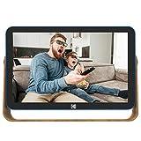 KODAK RWF108BLUE – Digitaler Bilderrahmen, 10 Zoll (25,4 cm), mit WLAN, Touchscreen 1280 x 800, Foto/Video/Musik/Kalender/Uhr/Meteo, Speicher 16 GB, Akku und Netzstecker Blau