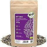 amapodo Bio Salbei Tee lose 100g Salbeiblätter geschnitten für Salbeitee oder als Gewürz