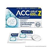 ACC akut 600 mg Z Hustenlöser, 10 St. Brausetabletten