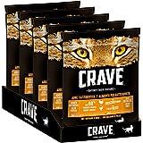 CRAVE Katze Trocken Adult mit Truthahn & Huhn 5 x 750 g