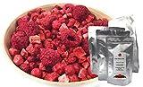 TALI Rote Beeren Mix 300 g - Gefriergetrocknete Erdbeeren, Himbeeren, Johannisbeeren