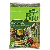 Dehner Bio Hornmehl, 2.5 kg, für ca. 25 qm