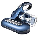 Mamibot UV-Bettreiniger mit Milbenstaubsauger, kabelloser Handmatratzenreiniger, keimtötende Lampe vom Typ U mit leistungsstarkem Saugvakuum für Tierhaare für Betten, Kissen, Sofas und Teppiche