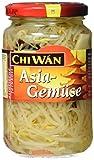 Chi Wán Asia Gemüse Glas, 4er Pack (4 x 350 g)