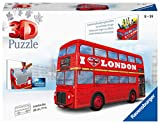 Ravensburger 3D Puzzle 12534 - London Bus - 216 Teile