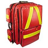 Notfallrucksack MEDICUS XL rot Plane Rettungsrucksack 65 L Volumen