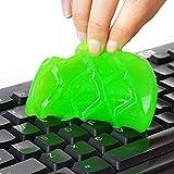 ULTRICS Tastatur Reiniger, Universal Schnellen Entfernen Staubreinigung Kleber für PC Computer, MacBook Laptop Keyboard, Fernbedienung, Handy, Drucker, Vents, Kameras, Taschenrechner, Tablet und mehr