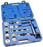 Bremskolben-Rücksteller 16 tlg Druckluft Spindel Bremskolbenrücksteller