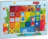 HABA 302580 Bausteine Katze, Maus & Co