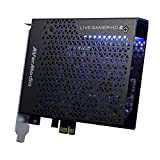 AVerMedia Live Gamer HD 2, PCIe, Full HD 1080p60, Video Capture Card, Plug and Play, Grabber, für Desktop und Laptop, Ersteller auf YouTube und Twitch, OBS, Xbox, PS4, Skype (GC570)