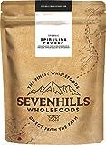 Sevenhills Wholefoods Spirulina-Pulver Bio 500g