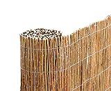 bambus-discount.com Weidenmatte Model Chiemsee 180 x 300cm - Sichtschutz Matten - Naturmatten