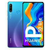 Huawei P30 Lite (Peacock Blue) ohne Simlock, ohne Branding, ohne Vertrag