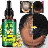 Lucoss Haarwuchsmittel Männer Frauen Haarwachstum Serum,Anti-Haarausfall und Haar-Behandlung, Volleres und schneller Haarpflege haarwachstum beschleunigen Serum