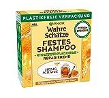 Garnier Wahre Schätze Festes Shampoo Honig Schätze, kräftigt, schützt und nährt strapaziertes und brüchiges Haar, 1 stück