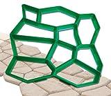 GHZ 106196-A D.I.Y. Pflasterer Form Naturstein grün