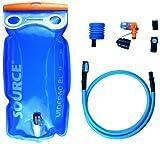 SOURCE Ultimate Hydration System 3 L Transparent-Blue 2016 Rucksackzubehör