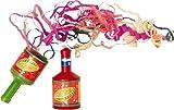 50 Partyknaller / Popper mit Luftschlangenwurf (Konfetti)