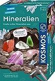 KOSMOS 657901 Mineralien Ausgrabungs-Set Experimentierset