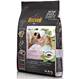 Belcando Finest Light [4 kg] Hundefutter   Trockenfutter für kleine & mittlere übergewichtige Hunde   Alleinfuttermittel für Hunde ab 1 Jahr