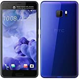 HTC U Ultra Smartphone (14,48 cm (5,7 Zoll), 16 MP Frontkamera, 64GB Speicher, Android) Sapphire Blue