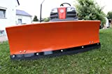 Schneeschild Rasentraktor Aufsitzmäher Quad 100x40