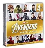 The Avengers Hörspiel-Box