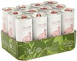 acáo Pink Grapefruit, Bio-Erfrischung mit Guaraná (12 x 250 ml)