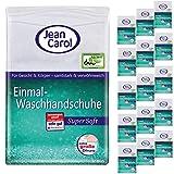 JEAN CAROL® Einmal-Waschhandschuhe, Super Soft, Vorteilspackung (16 x 12 Stück), für die tägliche Pflege und für unterwegs
