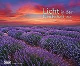 Licht in der Landschaft 2020 – Wandkalender 58,4 x 48,5 cm – Spiralbindung