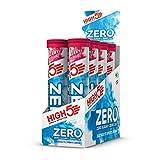 HIGH5 ZERO Elektrolyt Tabletten mit Vitamin C - Vegan, Zuckerfrei und ohne Kalorien (8x20 Tabs) (Beere)