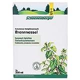Schoenenberger Brennnessel naturreiner Heilpflanzensaft, 600 ml Lšsung