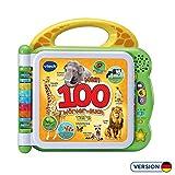 Vtech 80-609544 Mein 100-Wörter-Buch: Tiere Babyspielzeug