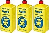 Pustefix Seifenblasen Set (3 x Nachfüllflasche)