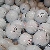 Golfbälle Klasse AAA/AA, 50 Stück - Lakeballs