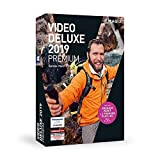 MAGIX Video deluxe 2019 Premium – Für anspruchsvolle Videoproduktionen.|Standard|1 Device|1 Year|PC|Disc|Disc