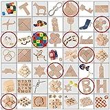 Bartl 500279 Puzzle-Lotto 9 aus 49 - 9 zufällig ausgewählte Mini-Puzzlespiele für Erwachsene und Kinder