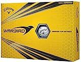 Callaway Warbird Golfball (1Dutzend) Einheitsgröße weiß