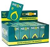 NEON 24 x 30 Zigarettenfilter Spitzen Mundstück Zigarettenaufsatz