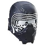 Hasbro Star Wars C1428EU4 - Episode 8 Kylo Ren elektronische Maske mit Stimmenverzerrer, Verkleidung
